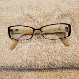 FENDI glass frames